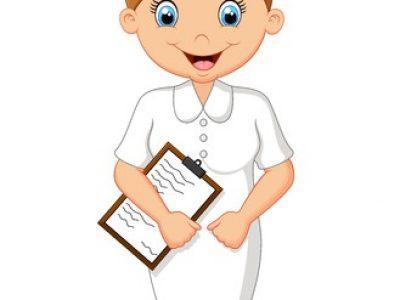 45971295-illustration-von-cartoon-glücklich-krankenschwester-in-weißer-uniform